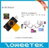 Hot selling USB Multi ID/Smart Card Reader for PC,ID Card,ATM