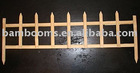 bamboo border/ bamboo sheet/ bamboo enging