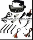 ALL-in-ONE video goggle full kit for FPV