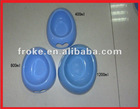 S,M,L plastic pet bowls and feeder