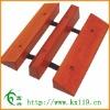Hosepipe protect bridge wood for fire