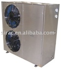 Air to Water Heat Pump for space heating