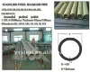 AISI 302 stainless steel seamless pipe