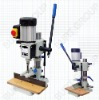 "W50-HM12S/780 BENCH MORTICER OVERALL HEIGHT 780MM WITH 360 DEGREE SWIVELING BASE FITTED ONE 3/8"" CHISEL"