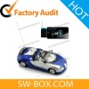 1:43 Scale Mini RC Alloy Sportscar Model Toy