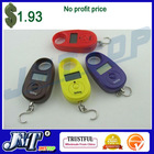F03349 25Kg/5g 25kg 5g 25kg-5g Mini Digital Display Hanging Luggage Fishing Weighing Electronic Hook Scale KG LB
