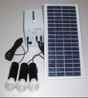 whosale solar home light system kit