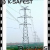 220KV Power Transmission Steel Tower