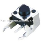 6mm reel taper tact switch