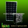 300W multifunction portable solar lighting system