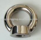 stainless steel eye nut DIN582 type