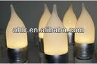 flameless birthday LED candle light/lamp 3W