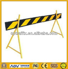 Plastic Barrier Board 2500*190*25mm With Engineering Grade Reflective