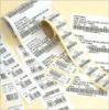 Adhesive Sticker Barcode Labels