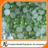 half cut loose plastic pearls