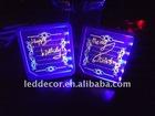 LED dry eraser board