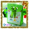 green eco-friendly gift bag