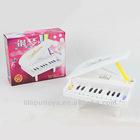Emulation educational instrunemt 11-key mini piano toy for kids