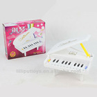 Emulation educational instrunemt 11-key mini piano toy for kids
