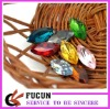 colorful crystal glass bead
