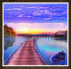 high quality PS 3D picture of natural scenery 3d sky picture