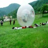 2012 grass zorb balls for sale inflatable games