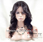 100% High quality Indian Remy Human Hair Full Lace Wig DNY-FL2005