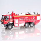 die cast Fire engine truck model