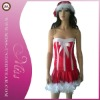Latest Hot Sale Sexy Christmas Costume Red