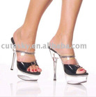 2011 hot sale NEW DESIGN high heel sandals
