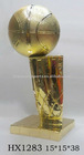 BASKETBALL RESIN TROPHY AWARD/HX1283