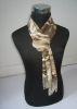 THE LATEST DESIGN 100%cashmere printed ladies scarf for 2011 winter