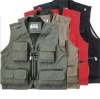 OEM ODM Professional Photographer Vest Jacket Shirt Clothes Clothing Apparel