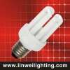 4U shape energy saving lamp
