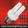 4U shape energy saving lamp