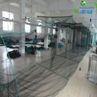 210D/2ply Nylon multifilament fishing net