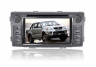 Toyota Hilux 2012 car dvd with gps,V-CDC,PIP