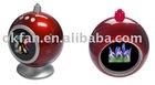 Snow Ball Shape Digital Photo Frame