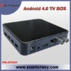 Google Android 4.0 built-in-wifi Streaming network tv player (EW-AP2601)