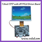 7 tft lcd controller board