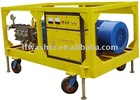 Hydro test machine LF-54/52,pipeline pressure test,hydraulic test machine