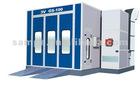 SAMPE GS-100 spray booth