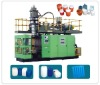 industrial open-clamp series blow moulding machine