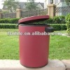 New design Red sensor Stainless Steel Trash bin(Various Shapes)