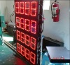 LED Gas Price-Digital Gasoline LED Signs 8'' Digits