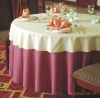table cover/ table cloth/ dining textile/ hotel textile