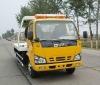 ISUZU Flatbed wrecker truck tow truck