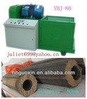 High abrasion resistant biomass briquette machine