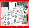 4PCS 100%cotton queen size bedding sets
