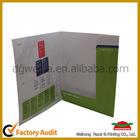 Paper file folder
